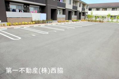 【駐車場】メゾンしばざくら