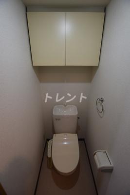 【トイレ】パレステュディオ神楽坂