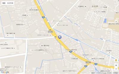 【地図】ロイヤルコーポ・サノ