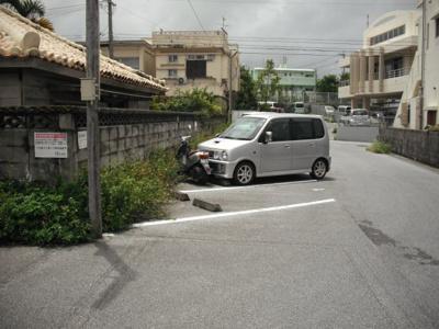 【駐車場】城南パーキング
