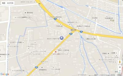 【地図】ウイングパーソン21