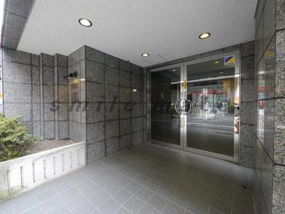【エントランス】セードル横浜~仲介手数料半月分キャンペーン~
