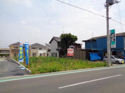 【外観】深谷市萱場売地