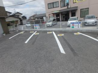 【駐車場】西中新田 渡辺ビル