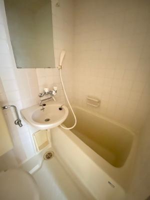 【浴室】ヒルズ白楽