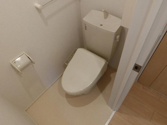 メゾン静 トイレ