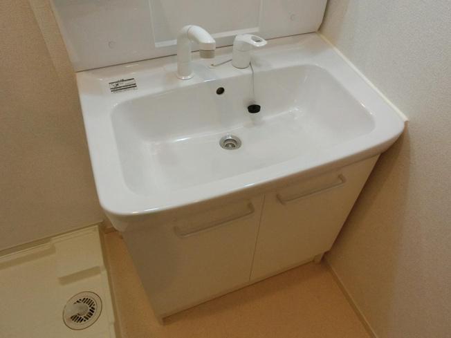メゾン静 独立洗面台