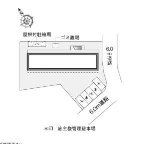 【区画図】ル・レーヴ