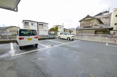 【駐車場】高畑マンション