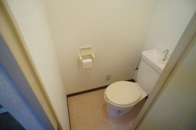 【トイレ】シェモア3番館