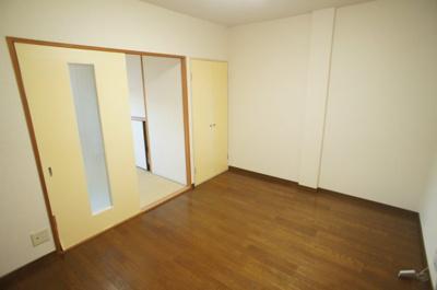 【洋室】シェモア3番館