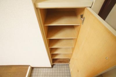 【収納】シェモア3番館