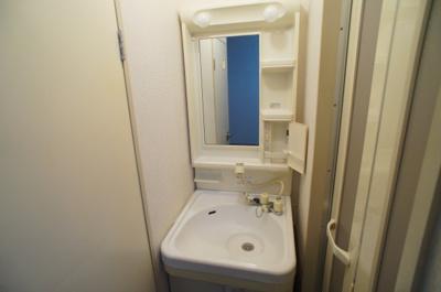 【独立洗面台】シェモア3番館