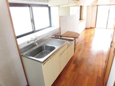 【キッチン】シャトレ田港