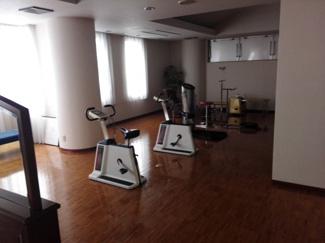 3階共用部分設備のトレーニングルーム