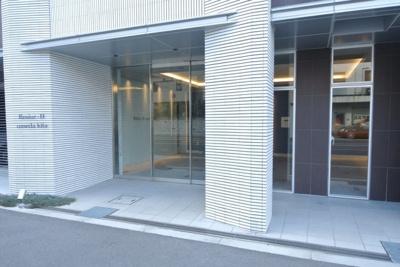 【エントランス】レジュールアッシュ梅田北