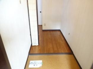【玄関】ビューハイツ茶の木