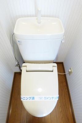 【トイレ】ロイヤルビレッジ