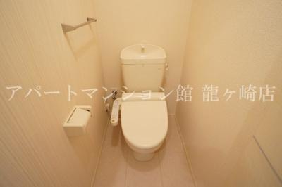【トイレ】デルソーレ久保台