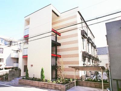 【外観】クレスト笹塚