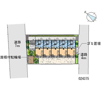 【地図】クレスト笹塚