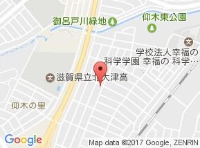 【地図】ピースフルハウス K