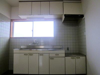 【キッチン】フレッシュハイツ