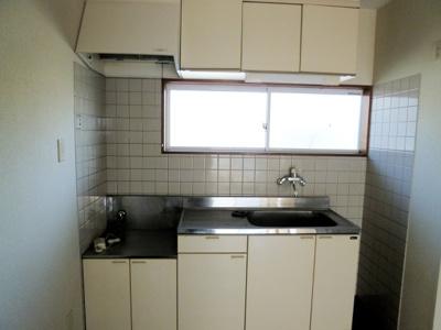 【キッチン】クリーンハイツA棟