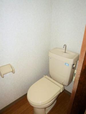 【トイレ】クリーンハイツ A棟