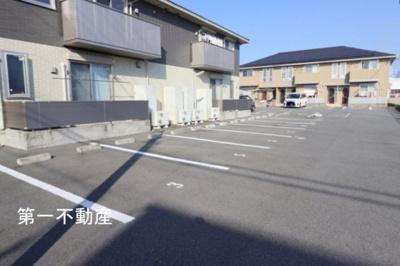 【駐車場】グランセジュール