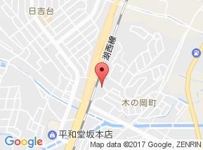 【地図】ウィング