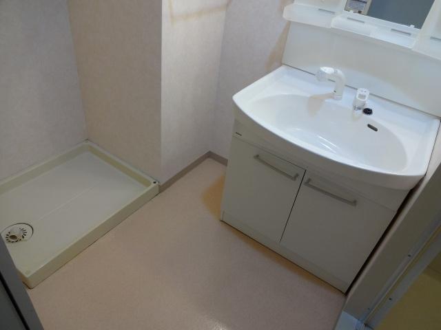 シャトーアルベール 洗面所
