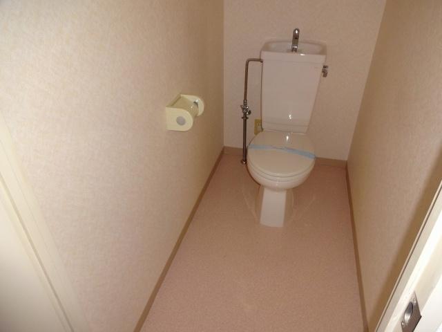 シャトーアルベール トイレ