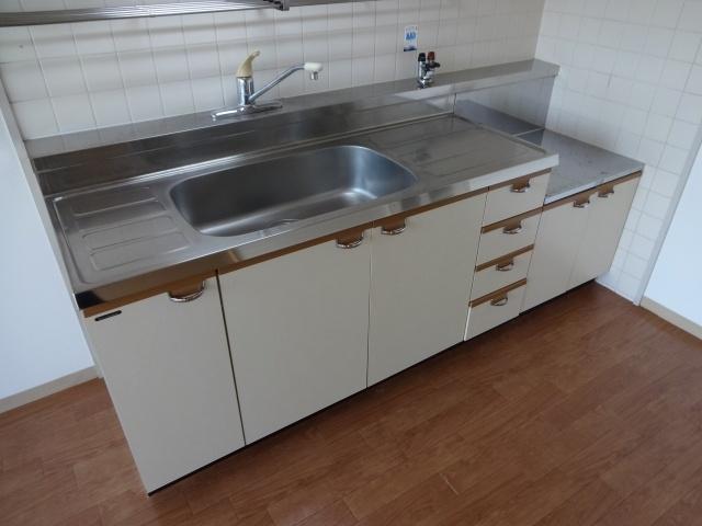 シャトーアルベール キッチン