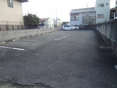 【外観】杉の子モータープール