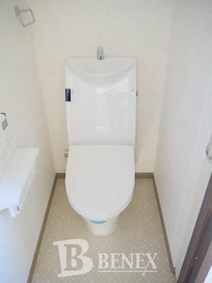 飛龍五番館のトイレです