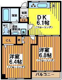 【キッチン】笹塚駅前ビル