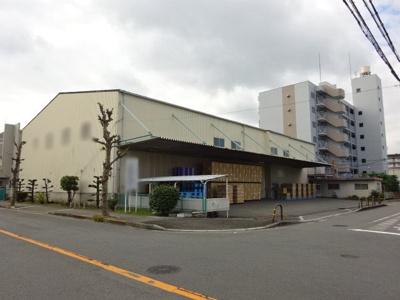 【外観】摂津第4倉庫