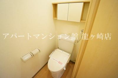 【トイレ】プラムローズ