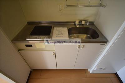 【キッチン】クレセント辻井