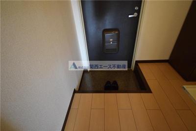 【玄関】クレセント辻井