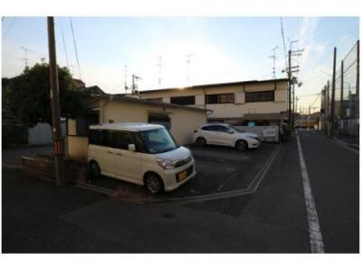【駐車場】東中条町戸建 スモッティー阪急茨木店