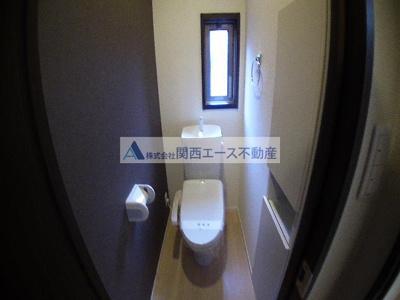 【トイレ】クレールコート