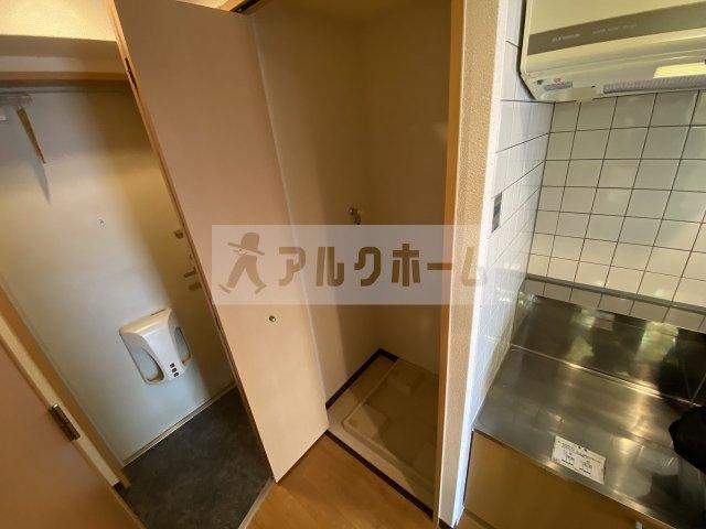 ベルドミール末広5番館(八尾市末広町) 洗濯機置き場
