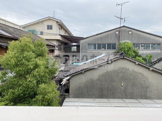 アクイラ(八尾市) 室内洗濯機置場