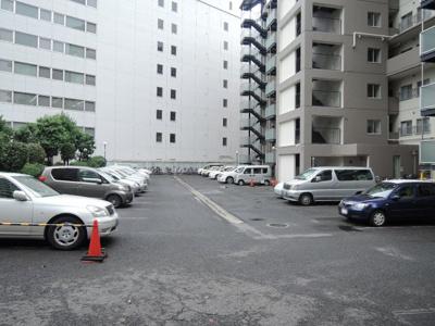【駐車場】第2セントラルコーポ