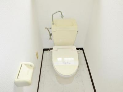 【トイレ】古市4丁目連棟貸家