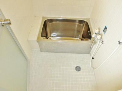 【浴室】古市4丁目連棟貸家