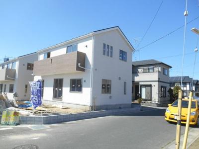 【外観】久喜市 (栗橋)松永 全8棟 3号棟