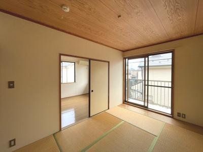 【和室】ハイツ武蔵野